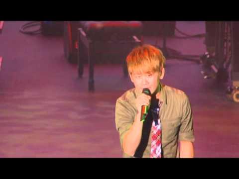 我敢唱演唱會2011 – 安啦安啦 – Wallis Cho 曹震豪