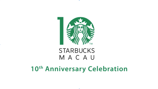 Starbucks 10th Anniversary Macau 3days (09-11October2012)