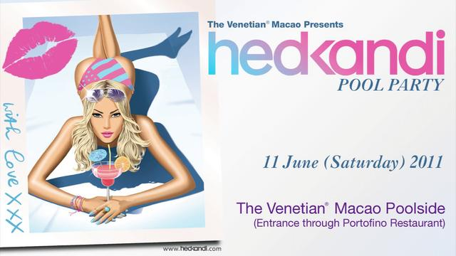11st June 2011 Hedkandi CM