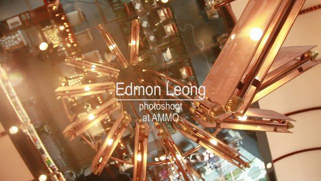 3rd May 2012 Edmon Leong Photoshoot at AMMO
