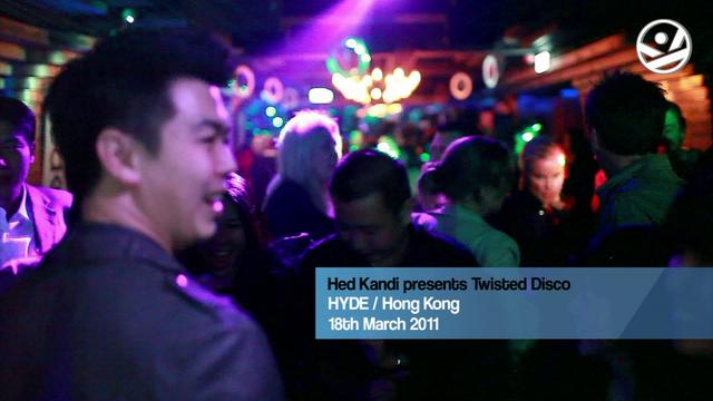 Hed Kandi presents Twisted Disco at HYDE