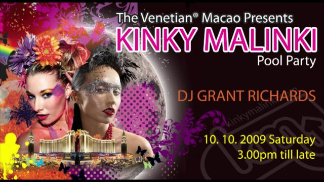 Kinky Malinki Macao Ferry Video