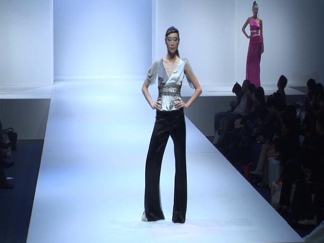 Model – Carrie Chiu