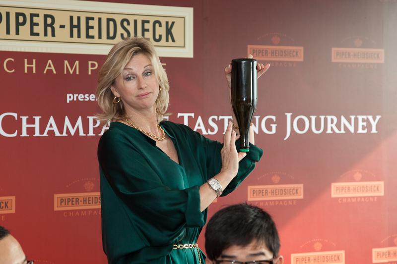 Pier Heidsieck x Debra Meiburg Award Winning Champagne Tasting