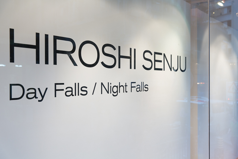 Haroshi Senju Day Falls / Night Falls