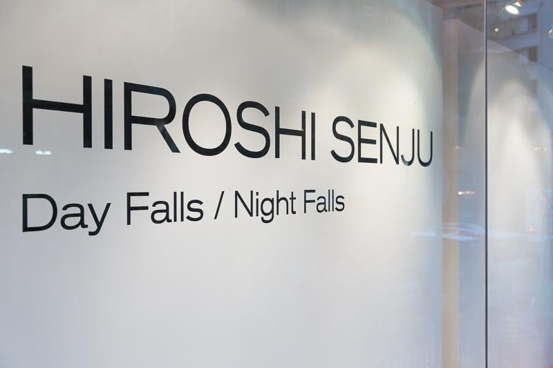 Haroshi Senju Day Falls / Night Falls