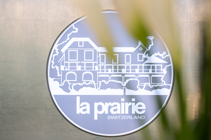 La Prairie Private Cocktail Presentation