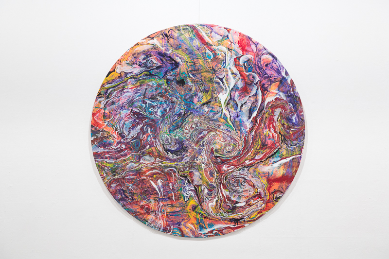 Danilo Glannoni State of Matter Art Exhibition Opening Reception