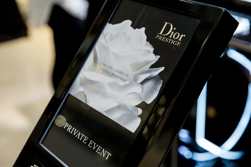 Dior Cosmetic VIP Private Event