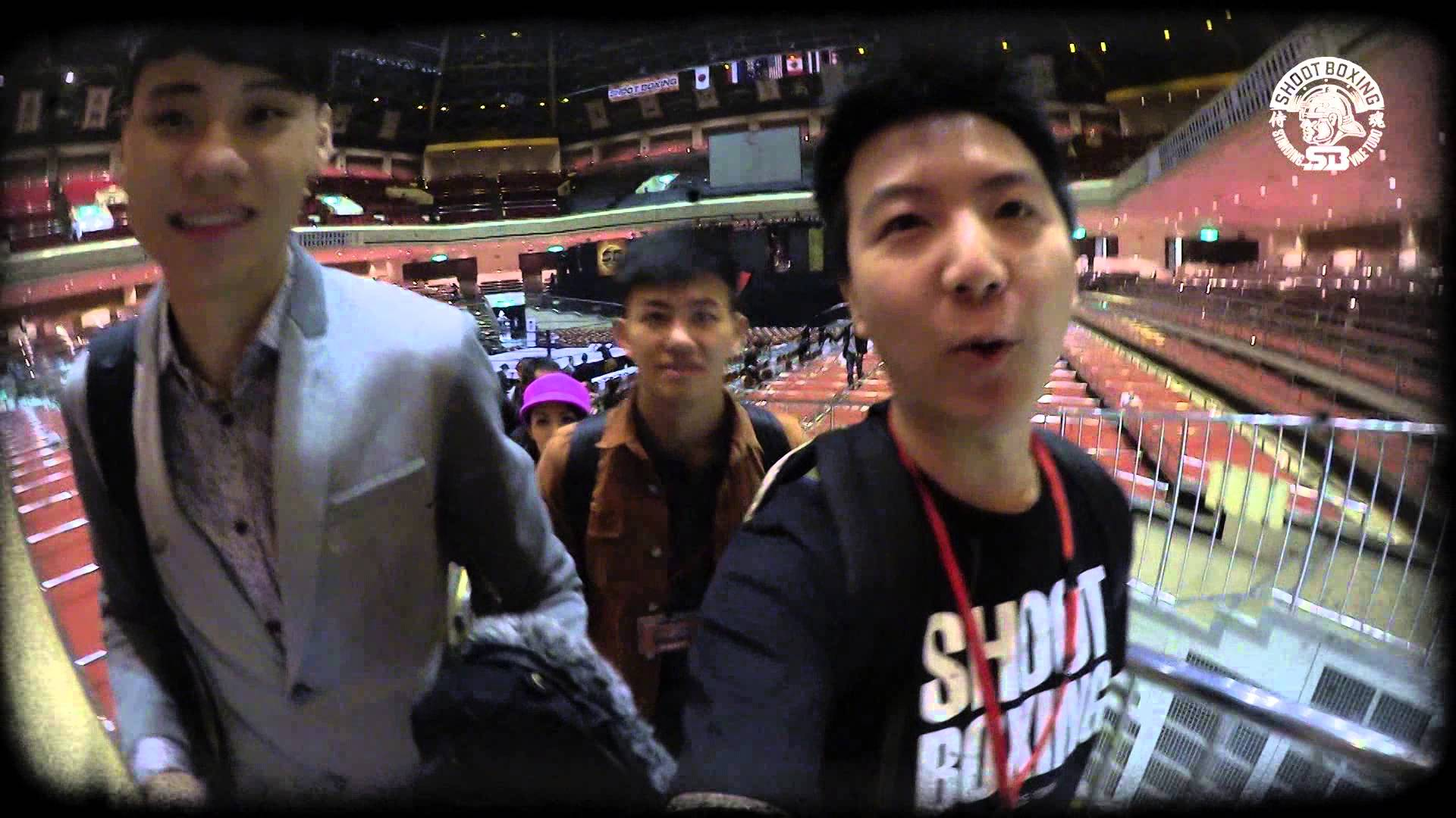 SHOOT BOXING GROUND ZERO TOKYO 2013 – Highlight (香港 Shoot Boxing TV Channel 拍攝花絮)