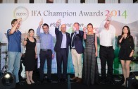 Ageas IFA Champion Awards 2014