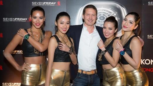 Seven Friday World Tour (Hong Kong) 2014
