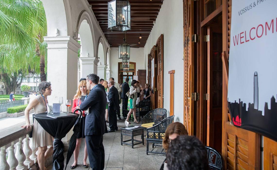 Vossius & Partner Cocktail Launch