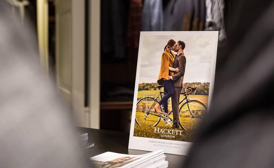 Hackett Autumn & Winter Collection 2014