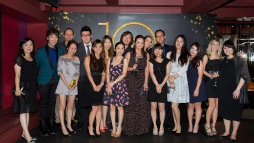 AsiaSpa 10th Anniversary Party