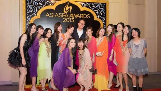 AsiaSpa Awards 2013