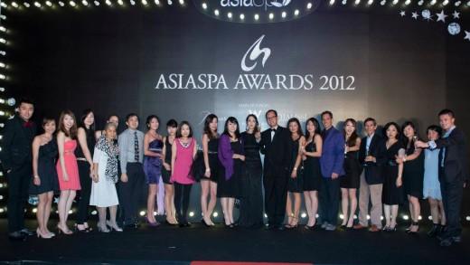 2012 AsiaSpa Awards