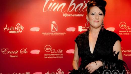 Tina Barrat Celebrate 12 Years of Creation at Opera Gallery