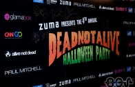 Alive Not Dead Halloween Party ( Glamabox )
