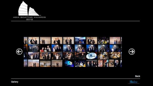 Asia Boating Awards 2012 Gallery Online