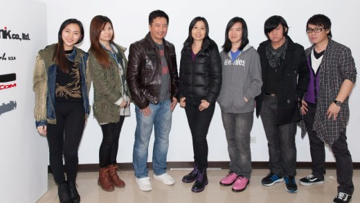 Casting in Taipei BHS