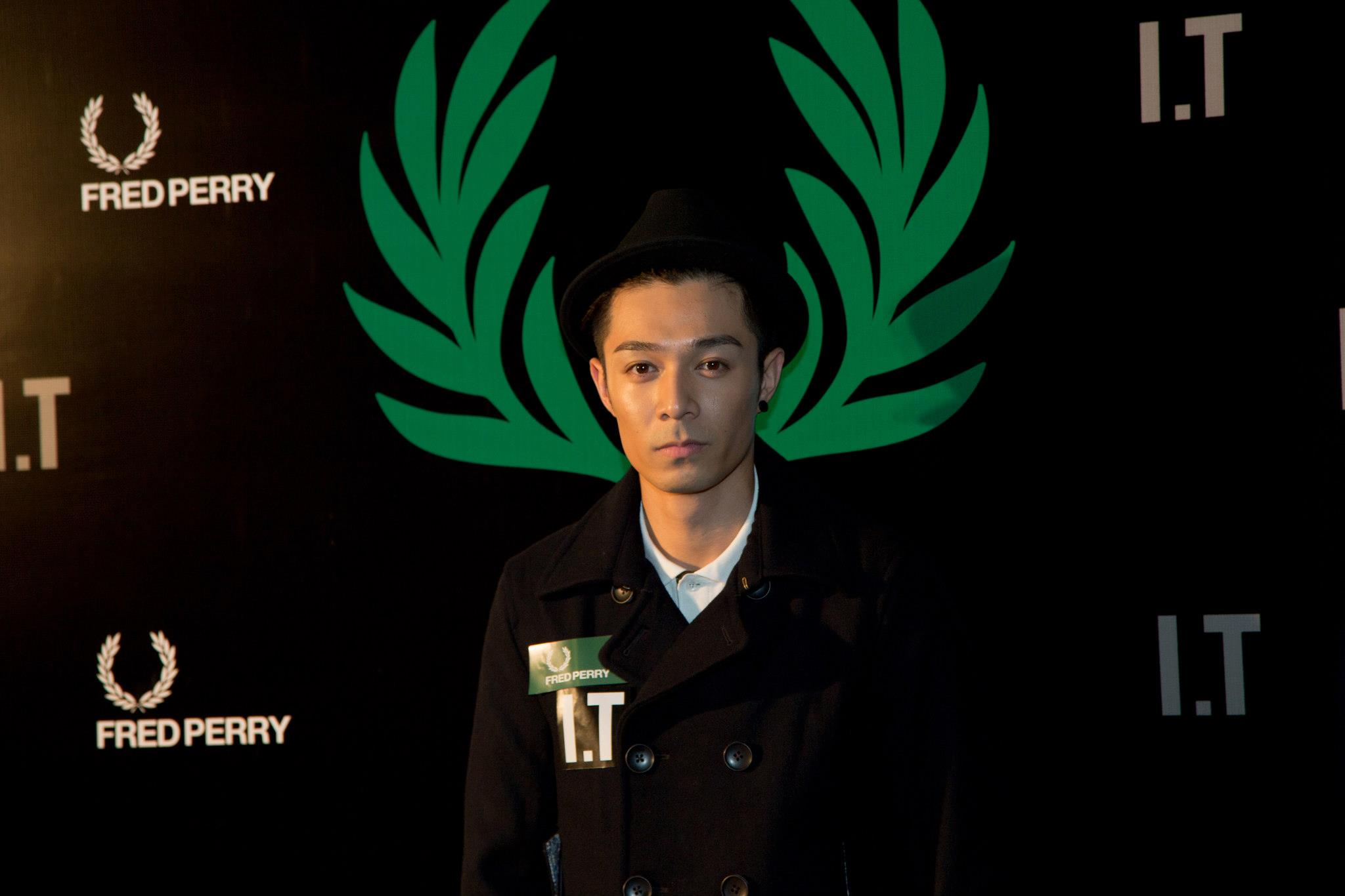 Fred Perry 60th Anniversary Party X IT