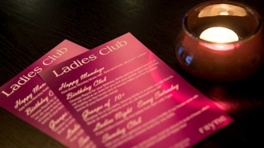 Ladies Club Launch