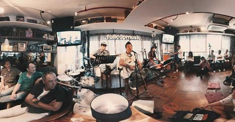 view360 Solazi 蘇喇孜 x fullcupmusic. 04 Aug, 2013. Thank You Ken Yiu