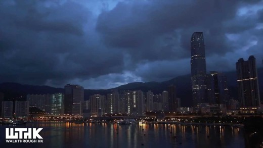 Tsuen Wan Waterfront Timelapse