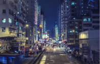 Time Lapse – 旺角一夜 A Night in Mong Kok