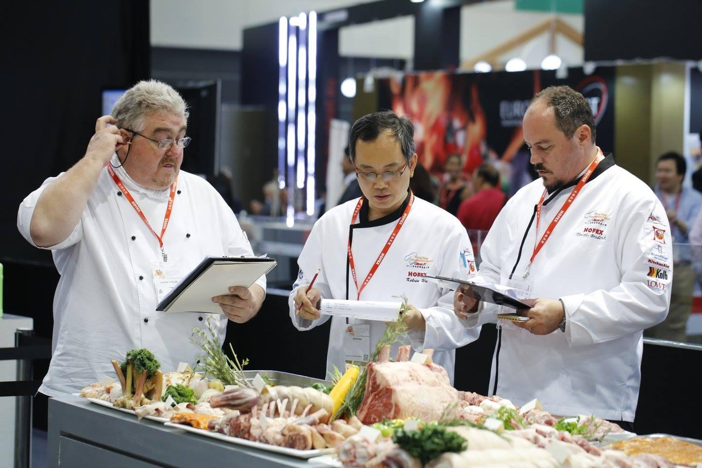 HOFEX 2015 – Butchery Skills Challenge