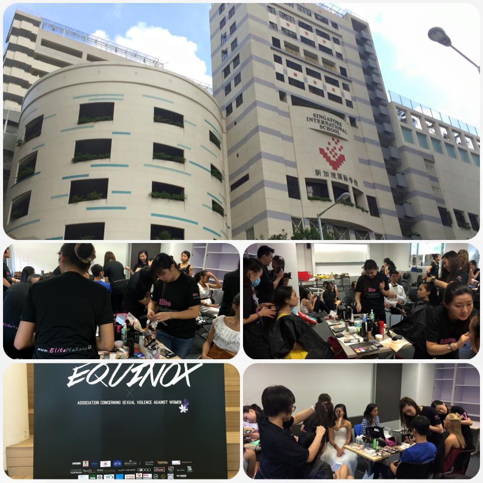 EQUINOX Fashion Show 2015 @ SIS HK