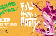 Desperados Full Moon Party VOL.1 2015 at Zentral