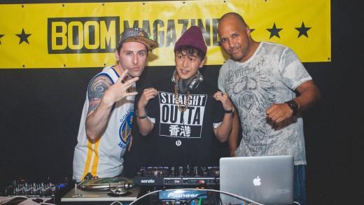 2015-09-24 East Coast VS West Coast Hip Hop Battle