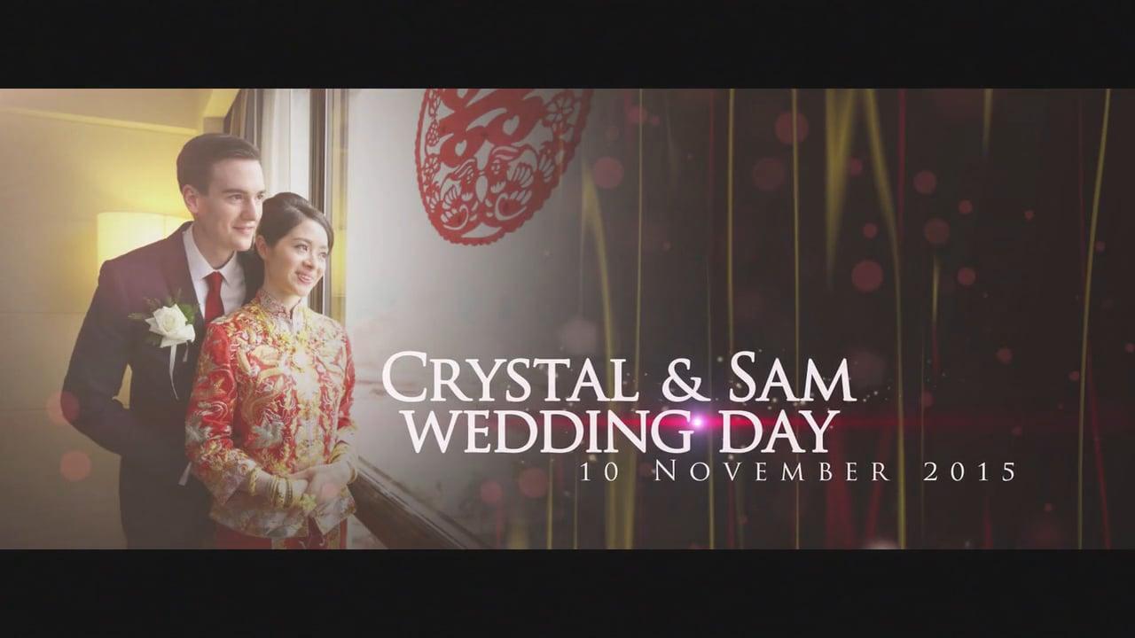 Crystal & Sam Wedding Highlight