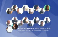 EFES LEADERS' DIALOGUE Гонконг 2011
