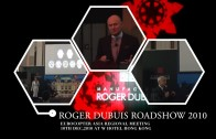 2010 ROGER DUBUIS ROADSHOW