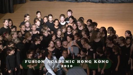Drama by Fusion Academic Hong Kong 2010