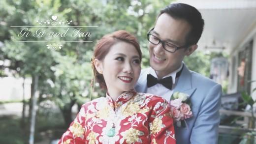 Gigi & Ian Wedding