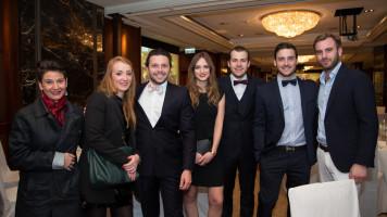The Pearl of Burgundy Gala Dinner 2018