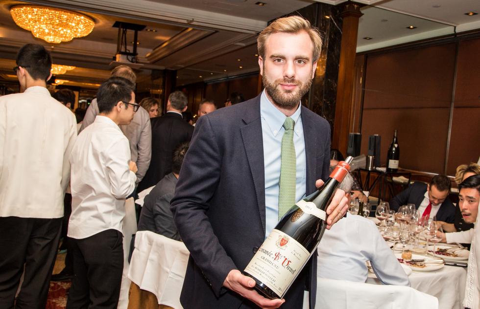 Pearl of Burgundy Wine Tasting gala dinner 2017 – Hong Kong