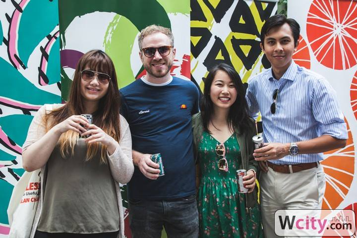 2017-04-29 KWOON by The Woods Grand Opening Street Party