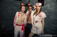 2017-10-28 The Return of Zombie Prom at Fang Fang