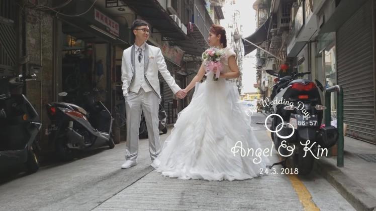 Angel & Kin Wedding Video